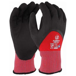 UCI Adept KC Anti-Viral Nitrile Knuckle Coated Gloves