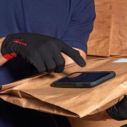 Premier Antimicrobial Touch Screen Gloves