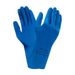 Ansell AlphaTec 87-195 Chemical Resistant Gloves