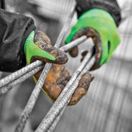 Polyflex™ Hydro C5 Hydrophobic Cut Resist Gloves