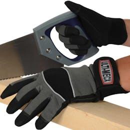 UCI KM15 5 Finger Mechanics Gloves
