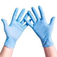 NVIMEDIC Powder Free Nitrile Gloves