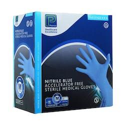 Premier Sterile Powder Free AF Nitrile Gloves
