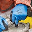Showa 377 Oil Resistant Grip Gloves