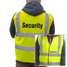 Basic Hi-Vis Vest - Security