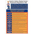 HSE Display Screen Regulations 1992