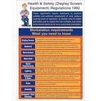 HSE Display Screen Regulations 1992
