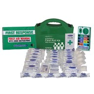 EurekaPlast HSE First Aid Kits With Talking Guide