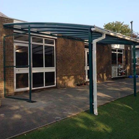 Winterbourne Freestanding Shelter