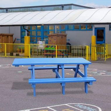 Wheelchair Access Junior Picnic Table
