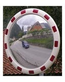 Key Secure Circular Traffic Mirrors