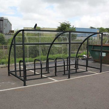 Kimmeridge Cycle Shelters