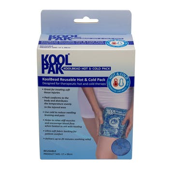KoolBead Reusable Hot & Cold Retail Pack