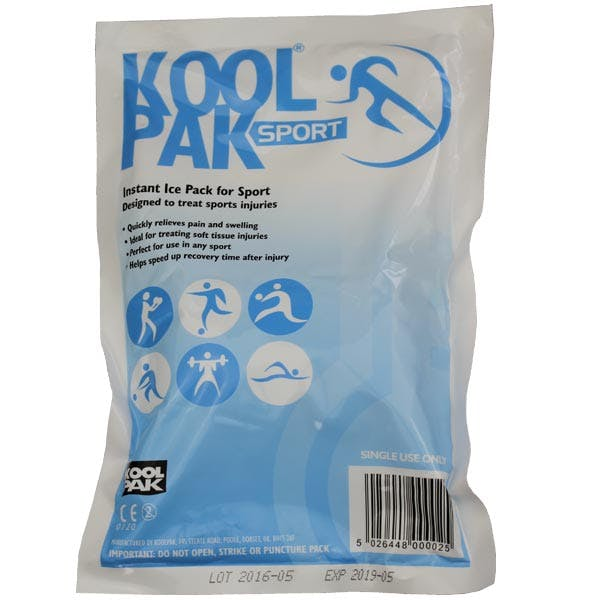 Koolpak Sport Instant Ice Packs