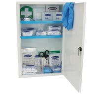BS8599-1:2019 Compliant Locking First Aid Cabinets