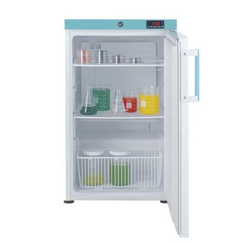 Lec 107L Solid Door Under-Counter Lab Fridge