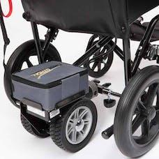 Lightweight Dual Wheel Powerstroll