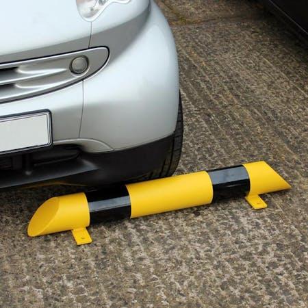 Hi Viz Low Level Protection / Parking Rail