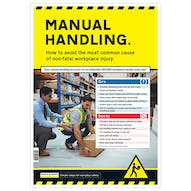 Manual Handling Safety Poster