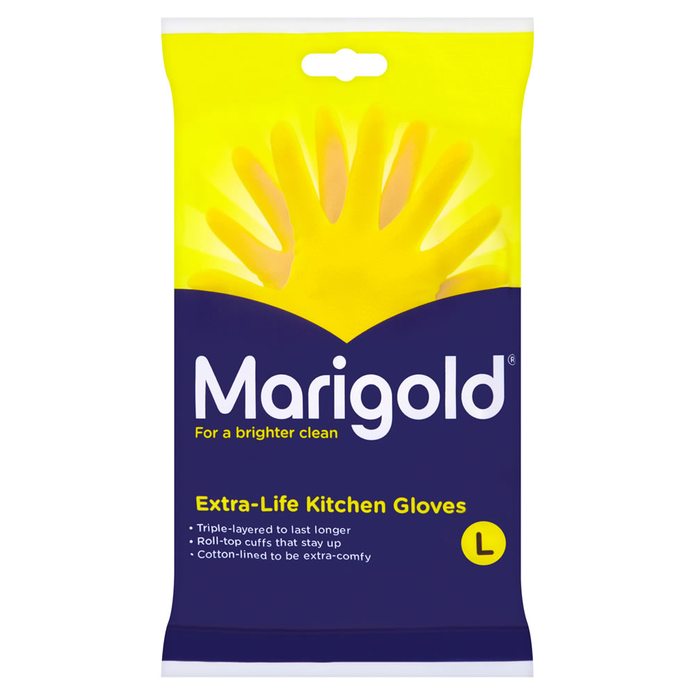 Marigold Extra Life Kitchen Gloves