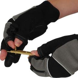 UCI KM12 3 Finger Mechanics Gloves