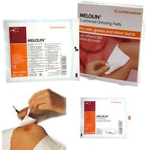 Melolin Dressing Pads