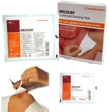 Melolin Low Adherent Dressing Pads