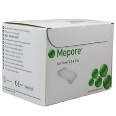 Mepore Self Adhesive Absorbent Dressings