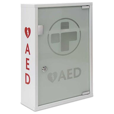 Metal AED Wall Cabinet