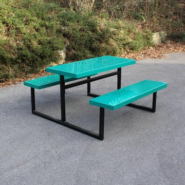 Metal Picnic Table
