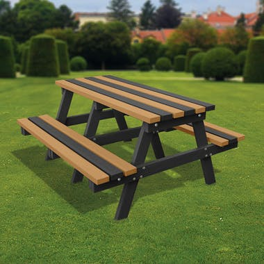 Moda Duo Picnic Tables
