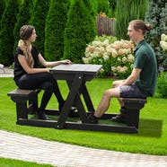 Two Person Picnic Table
