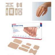 Leukoplast Strong Fabric Plasters