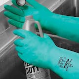 Polyco Nitri-Tech III® Unlined Chemical Resistant Gloves