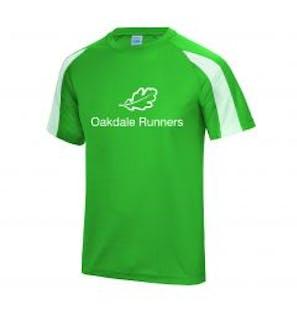 Oakdale Runners Contrast T-Shirt