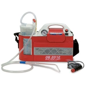 OB 2012 Portable Suction Unit