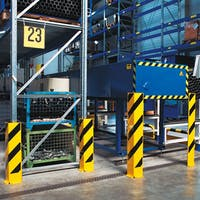 TRAFFIC-LINE Pallet Racking Protectors