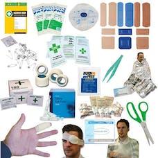 Pick & Mix First Aid Supplies