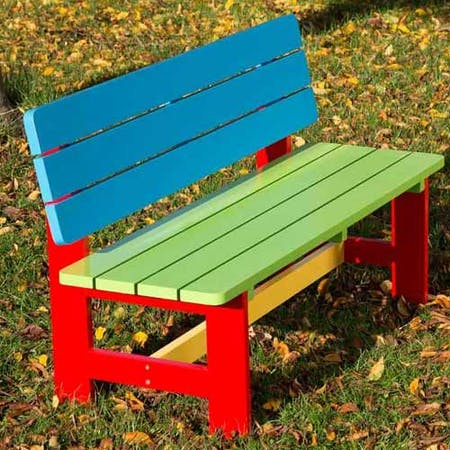 Playtime Junior Bench