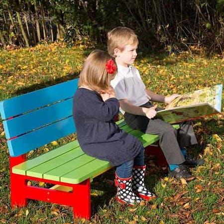 Playtime Nursery Bench