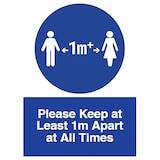 Please Keep Apart 1m+