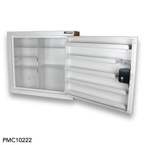 Pharmacy Medical Controlled Drug Cabinet - Door Shelves