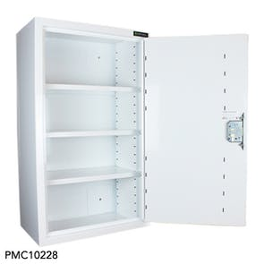 Pharmacy Medical Controlled Drug Cabinet - 3 Shelves