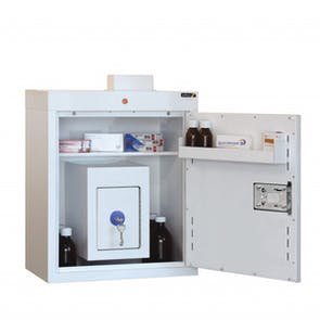 Sunflower Medicine Cabinet With CD Cabinet