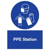 PPE Station