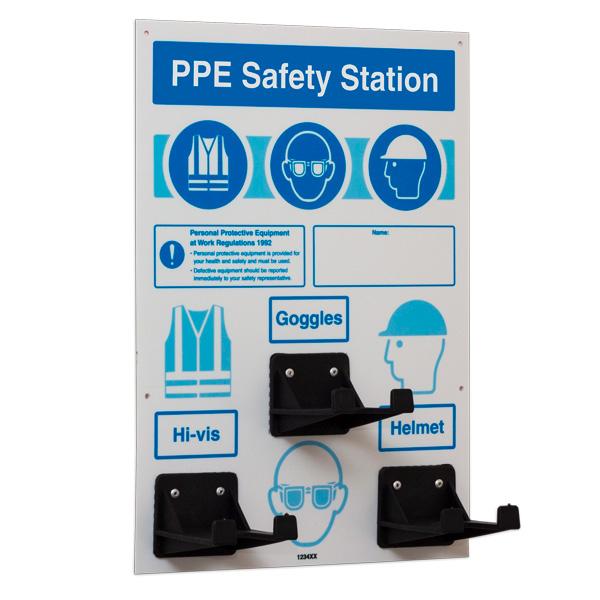 PPE Safety Station