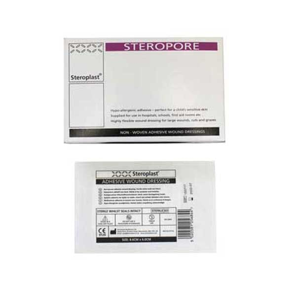 Steropore Adhesive Wound Dressings