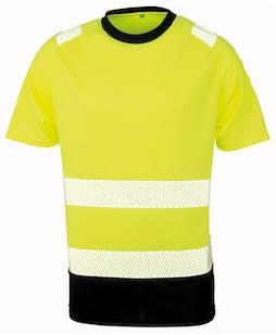 Result Recycled Safety Hi-Vis T-Shirt