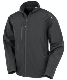 Result Recycled 3-Layer Softshell Jacket