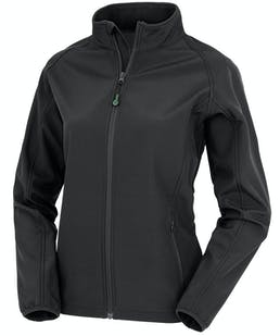Result Recycled Women's 2-Layer Softshell Jacket